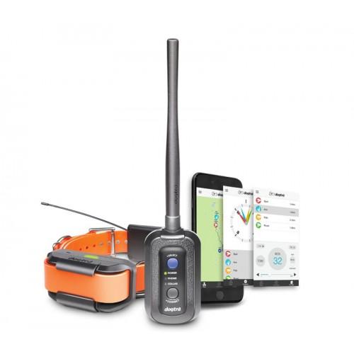 GPS lokátor a výcvikový obojek Dogtra Pathfinder