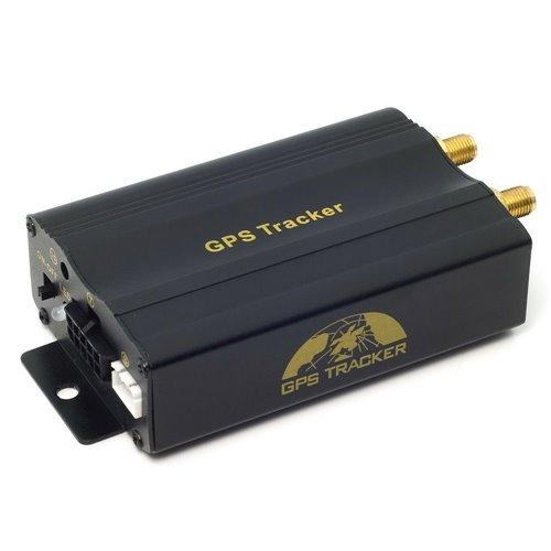 GPS GSM lokátor do auta pro připojení na 12-24V baterii