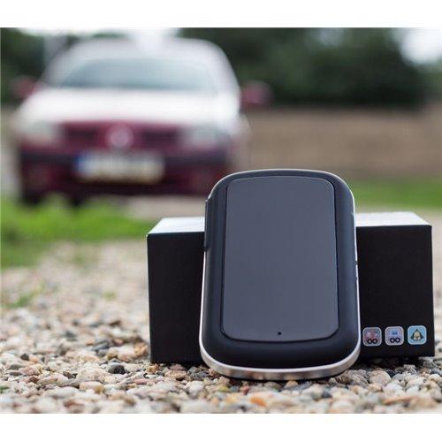 GPS GSM lokátor do auta (výdrž 100 dní)