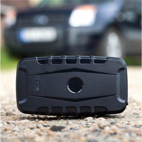 GPS GSM lokátor do auta (výdrž 400 dní)