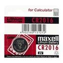 Baterie CR2016 3V Maxell