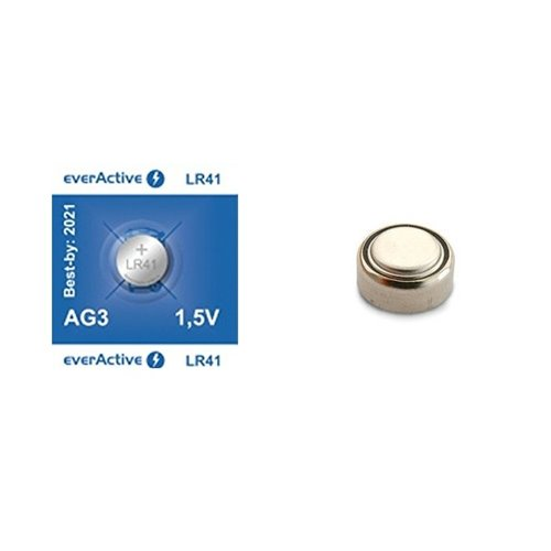 Baterie LR41 1,5V everActive