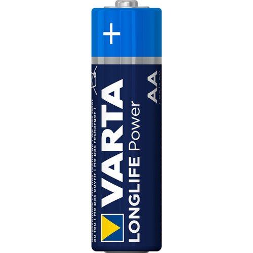 Baterie Varta Longlife Power AA 2850mAh 4ks