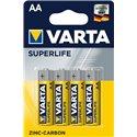 Baterie Varta Superlife AA 1000mAh 4ks